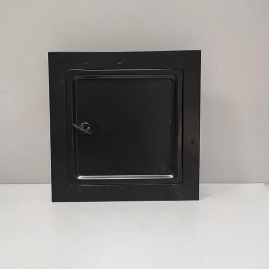 Ușă de revizie negru