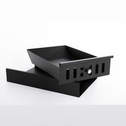 Cutia de cenușă cu controlul