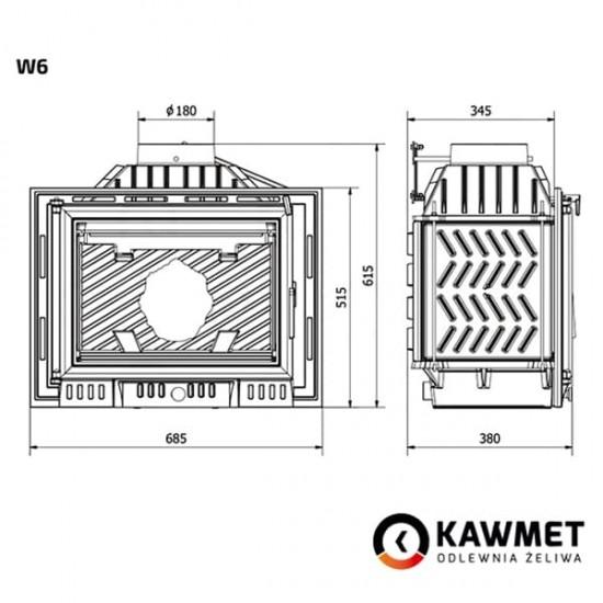 """Focar """"KawMet W6""""-kamin.md"""
