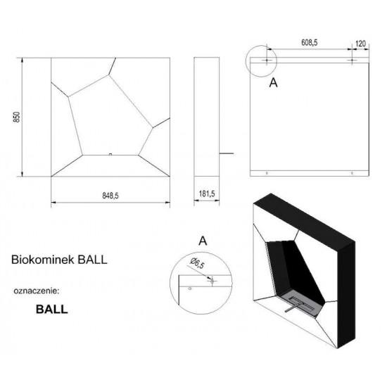 "Bioșemineu ""BALL"""