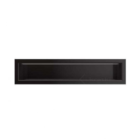 Grila LUX negru 30cm